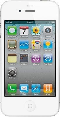 Apple-Iphone-4-8GB-White