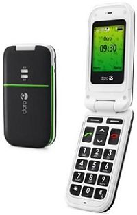 Doro-phoneeasy-410-black