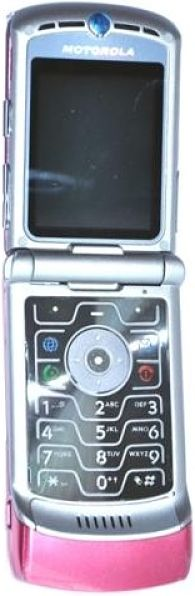 Motorola Razr V3i Light Pink