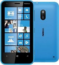 Nokia Lumia 620 Blue Mobile Phone Handset