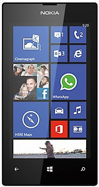 Nokia Lumia 520 Mobile Phone Handset