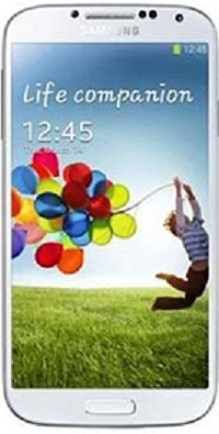 Samsung Galaxy S4 White Mobile Phone