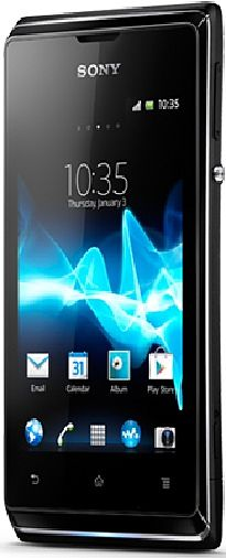 Sony Xperia E mobile phone