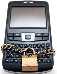 Locked Mobile Phone